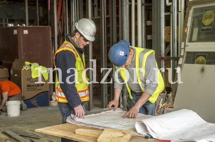 Операционный контроль строительно монтажных работ