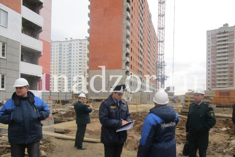 Государственный архитектурно-строительный надзор (ГАСН)