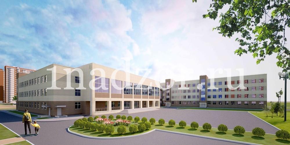 Строительство социально-бытовых зданий и сооружений
