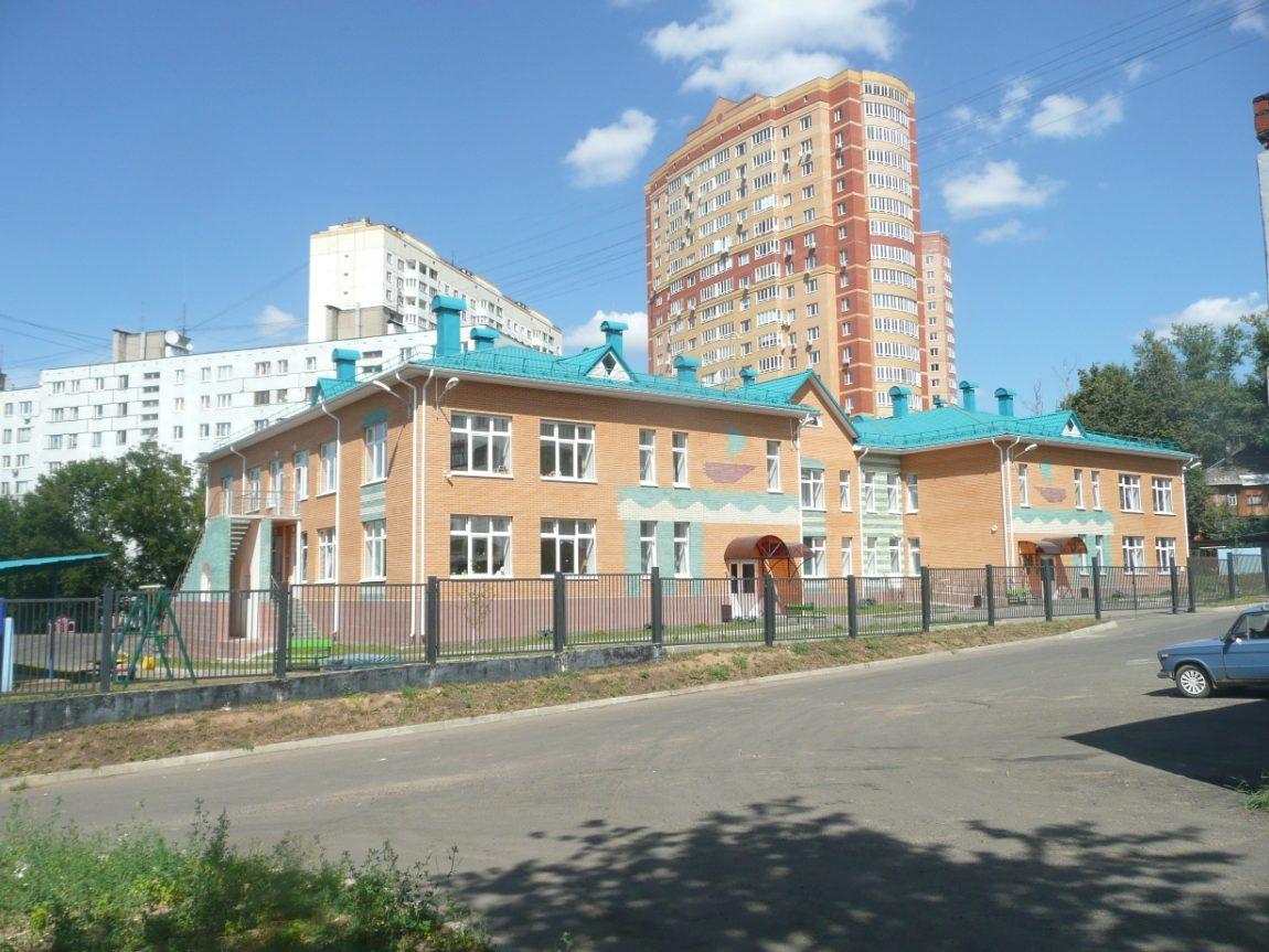 Детский сад 140 мест, г. Лыткарино
